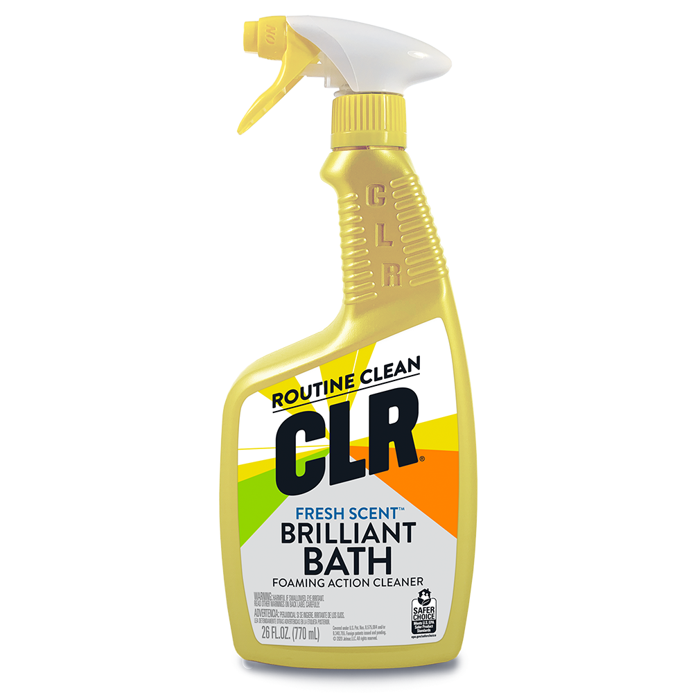 CLR® Brilliant Bath package