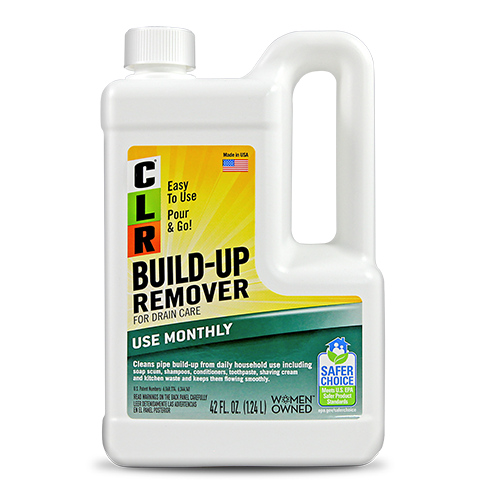 CLR® Build Up Remover package