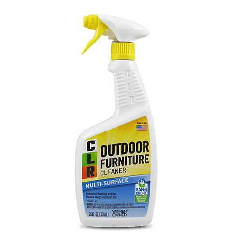 CLR® Outdoor Furniture Cleaner package
