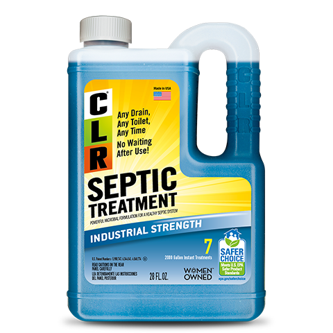 CLR® Septic System Treatment package