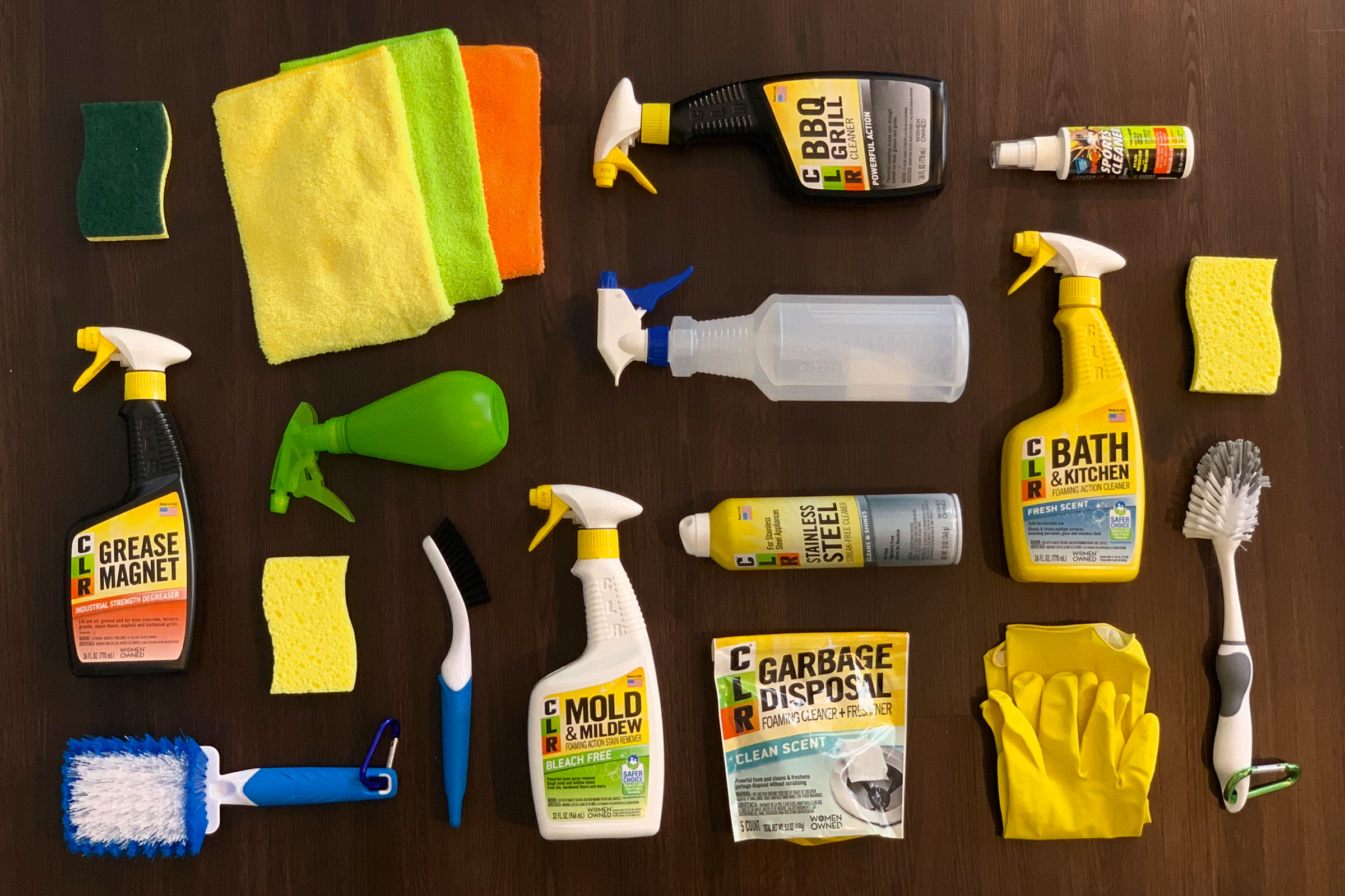 Hacks for organizing your cleaning products