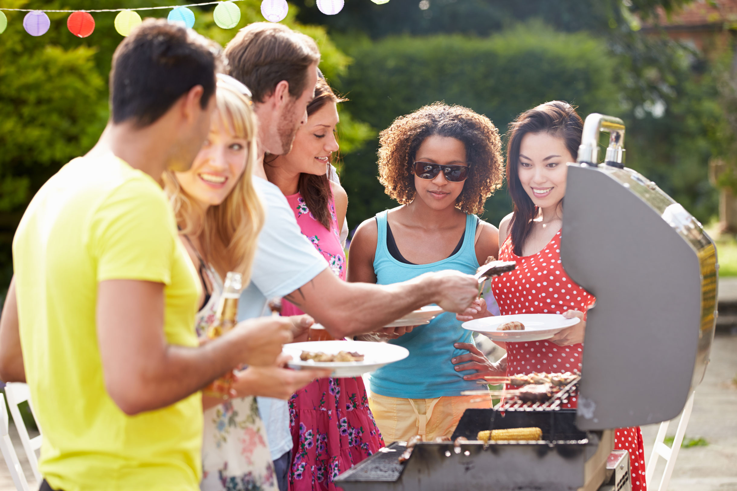 7 Tips for A Great Summer BBQ Party